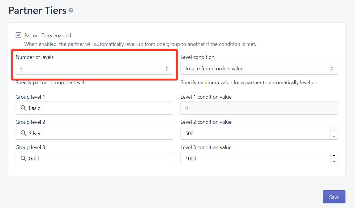 Affiliate Management Platform for Shopify
